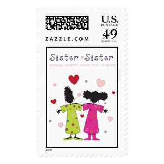 Sister - Sister Stamp