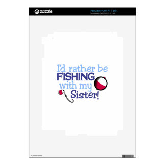 Sister Skin For The iPad 2