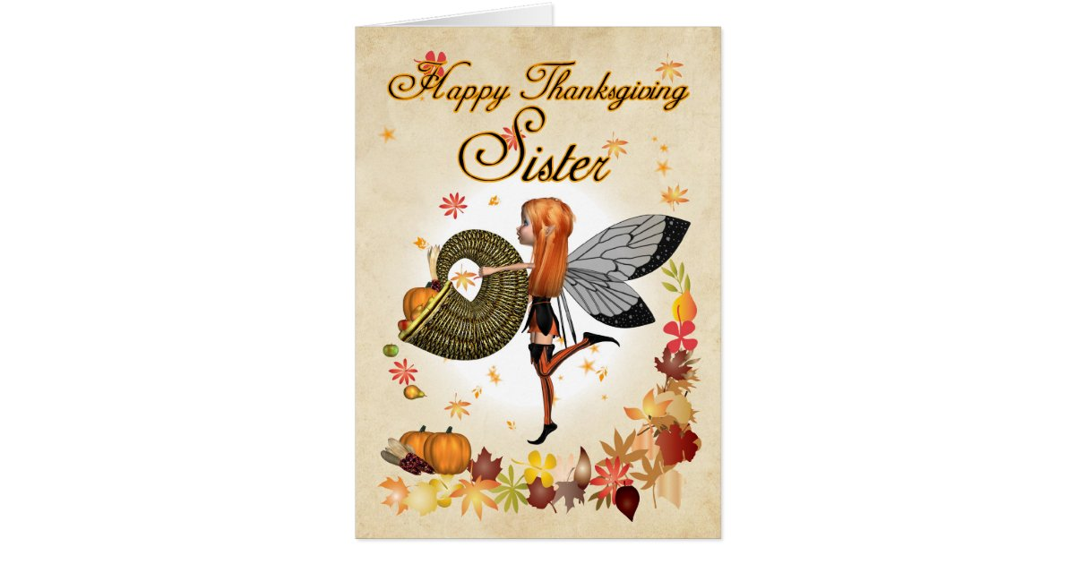 Thanksgiving Greeting Cards | Zazzle