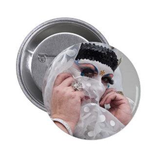 Sister Viv Acious Pinback Buttons