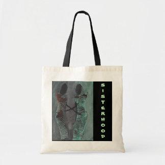 Sisterhood - Ethnic Vibes Tote Bag