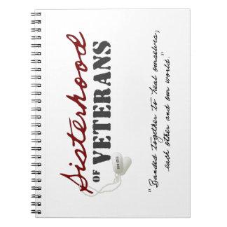 Sisterhood notebook