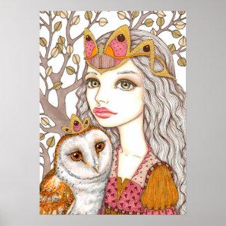 Sisterhood of the White Owl Poster