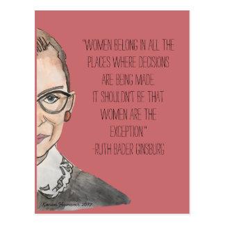 Sisterhood- Ruth Postcard
