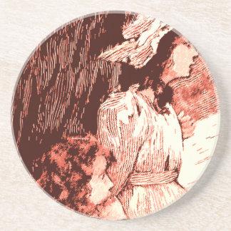 Sisterhood Sandstone Coaster