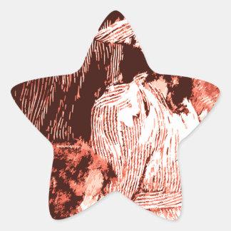 Sisterhood Star Sticker