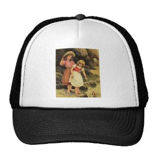 Sisterly love trucker hats