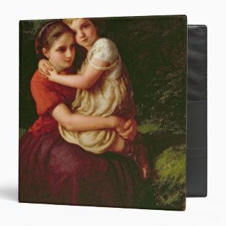 Sisters, 1868 3 ring binder