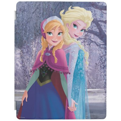 Sisters 2 iPad cover
