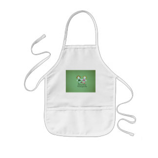 Sisters always - friends forever! kids' apron