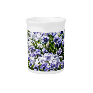 Sisters Are Different Flowers Beverage Pitcher