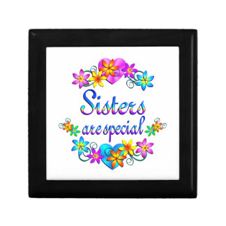 Sisters are Special Keepsake Boxes