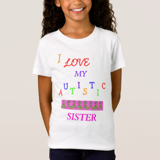 Sister's Autistic Love~Sister! ~ Youth T-Shirt
