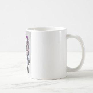 Sisters Bertha De Zoot and Kara Z'Matic Coffee Mug