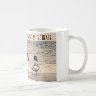 Sisters bound by blood - bound by the heart coffee mug