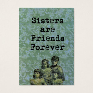 Sisters Business Card
