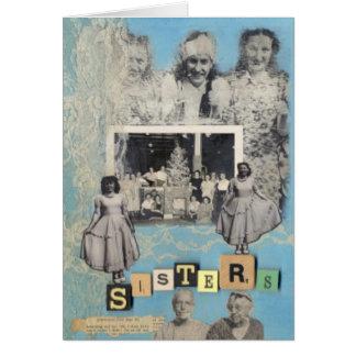 """Sisters"" card"
