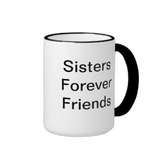 Sisters Forever Friends Mug