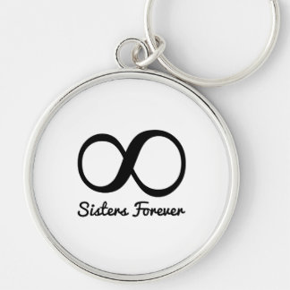 Sisters Forever Keychains