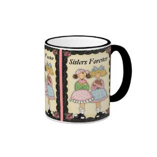 Sisters Forever mug