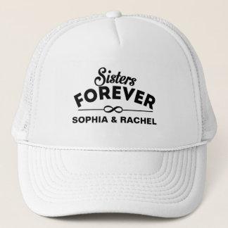 Sisters Forever Trucker Hat