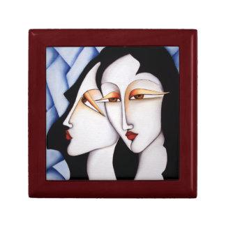 Sisters friends Art Gift Box