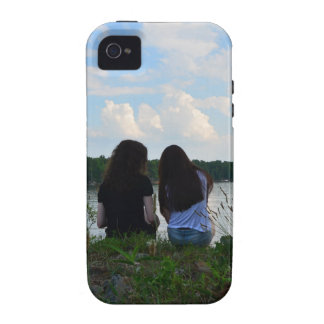 Sisters/Friends iPhone 4 Case