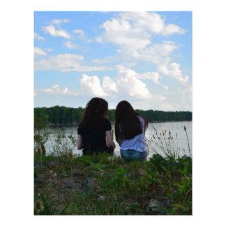 Sisters/Friends Letterhead