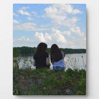 Sisters/Friends Plaque