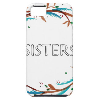 Sisters Gift iPhone SE/5/5s Case