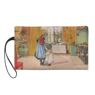 Sisters in the Kitchen Wristlet Clutches