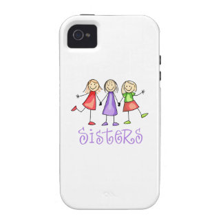 Sisters iPhone 4/4S Covers