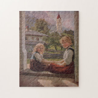 Sisters Jigsaw Puzzles