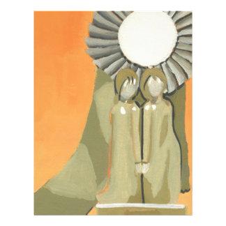 sisters letterhead