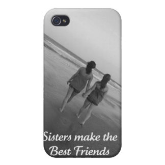 Sisters make the Bestfriend iPhone 4/4S Cover