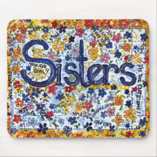 Sisters Mouse Pad