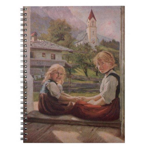 Sisters Notebook