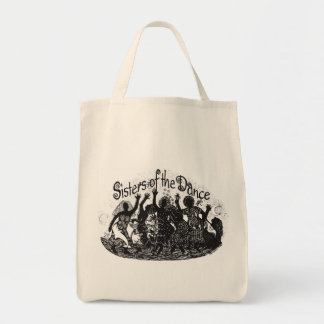 Sisters of the Dance Tote for all your Treasure