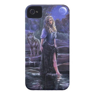 """""""Sisters of the Moon"""" Barely There iPhone 4 Case"""