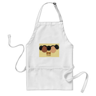 Sisters of the Puff Adult Apron