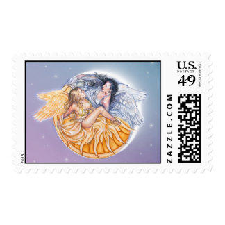 Sisters of the Sky Postage Stamps