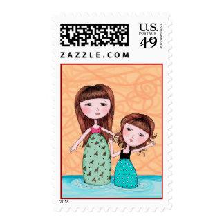 Sisters Postage