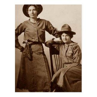 Sisters Postcard