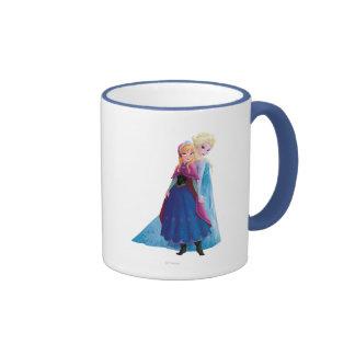 Sisters Ringer Coffee Mug