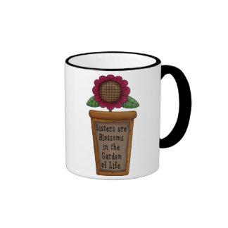 Sisters Ringer Mug