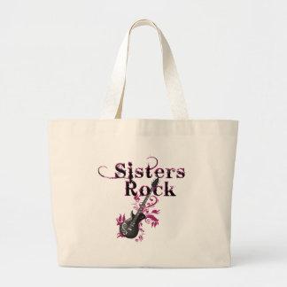Sisters Rock Jumbo Tote Bag
