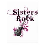 Sisters Rock Postcard