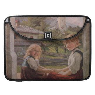Sisters Sleeve For MacBooks