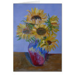 Sister's Sunflowers Cards