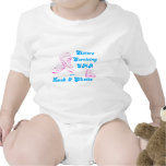 Sisters Surviving SMA Baby Bodysuit